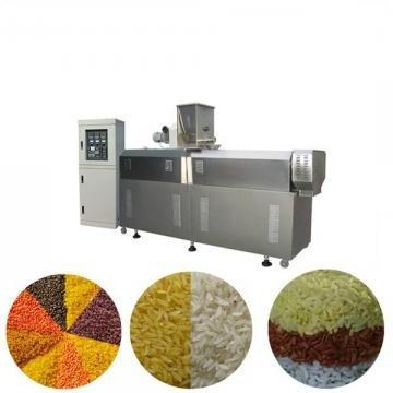 Diverse Configurations Flakes Sticks Extruder Food Making Machine