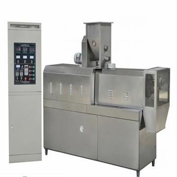 Fried Snacks Extruded Doritos Corn Chips Food Making Machine