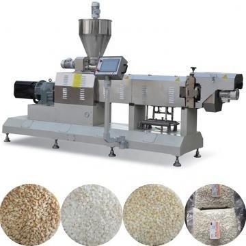 Twin Screw Extruder Granules/Sheet/Bar Shape Dog Food Making Machine