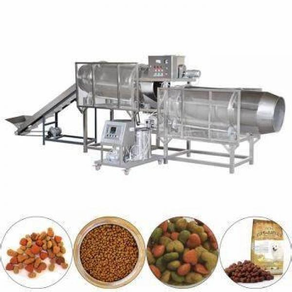 China Food Processing Machine Modified Starch Extruder Machine Production Line