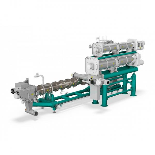 Bread Crumbs Extrusion Machinery