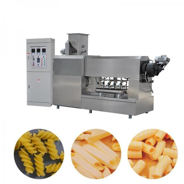 Hot Sale Extruded Fried Chicken Coating Bread Crumbs Maker
