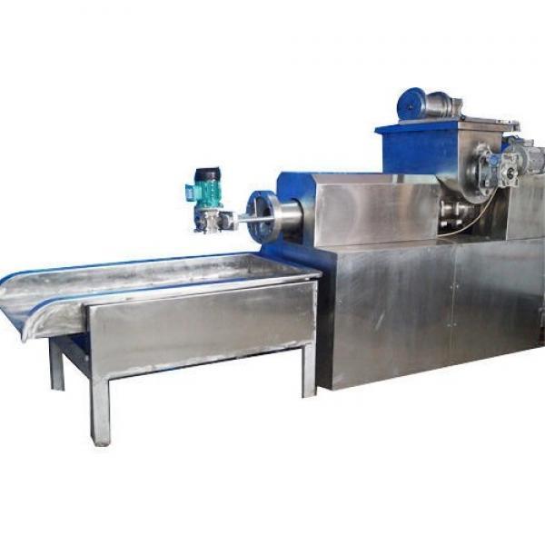 Factory Selling Multi- Function Bread Crumbs Making Machine Breadcrumbs Proocessing Line