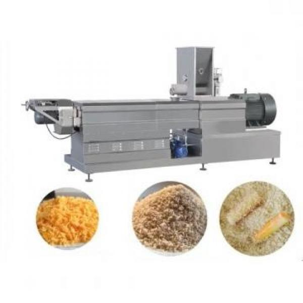 Corn Flakes Chips Breakfast Cereals Kurkure Cheetos Extruder Making Machine Processing Line