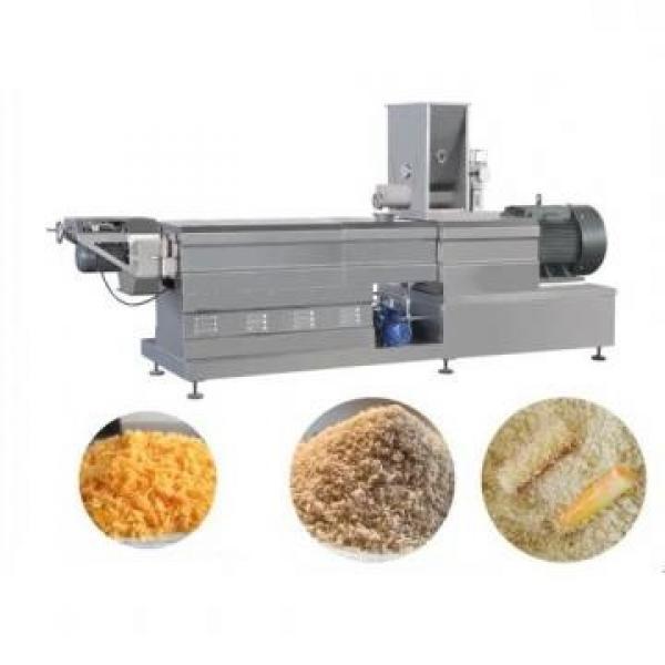 Crispy Roasted Snacks Food Breakfast Cereals Making Machinery