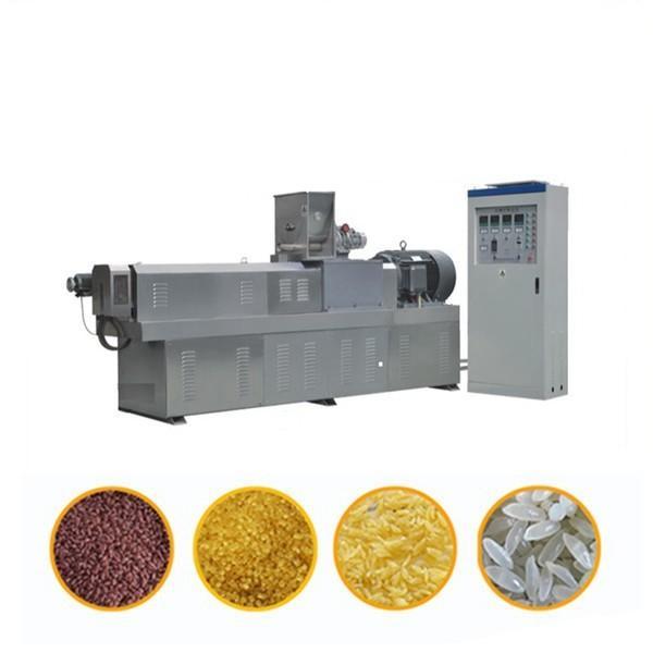 Baby Cereals Puff Snacks Making Machinery