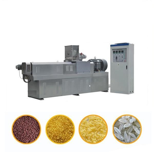 China manufacturer new wheat puff making machine corn puff machine