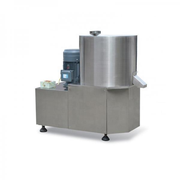 Dayi Corn/Wheat Flour/Rice Flour Puff Snack Double Screw Making Machine