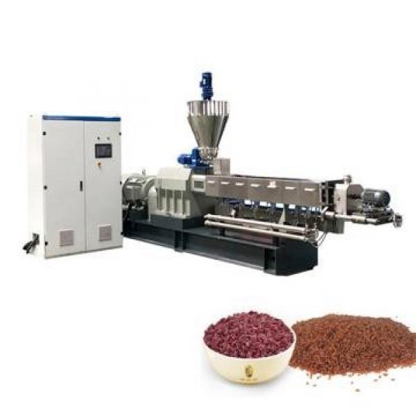 corn puff production line wheat puff making machine