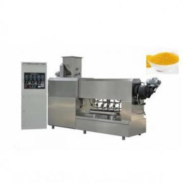 Puffed Extruded Fried Corn Wheat Snack / Bugles / Rice Cracker Food Making Machine