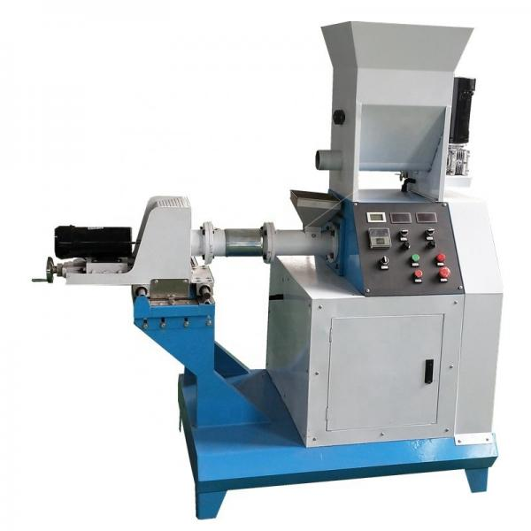 Double Screw Extruder Machine for Dog Cat Fish Pet Food